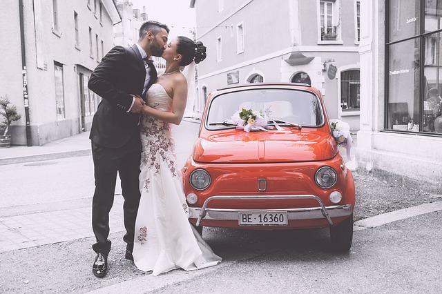 De zoektocht naar het beste trouwpak